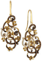LeVian Le Vian Chocolatier® Diamond Drop Earrings (1-3/4 ct. t.w.) in 14k Gold
