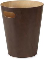 Umbra Woodrow Waste Bin - Espresso