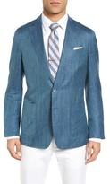 Peter Millar Men's Cerrillos Herringbone Sport Coat