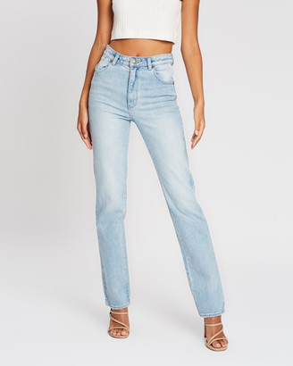 ROLLA'S Original Straight Long Jeans
