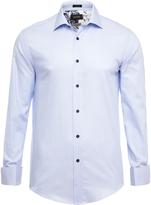Oxford Islington French Cuff Shirt Blu X