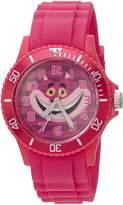 Disney Women's Alice Analog-Quartz Watch with Plastic Strap