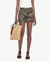 Ann Taylor Petite Palm City Shorts