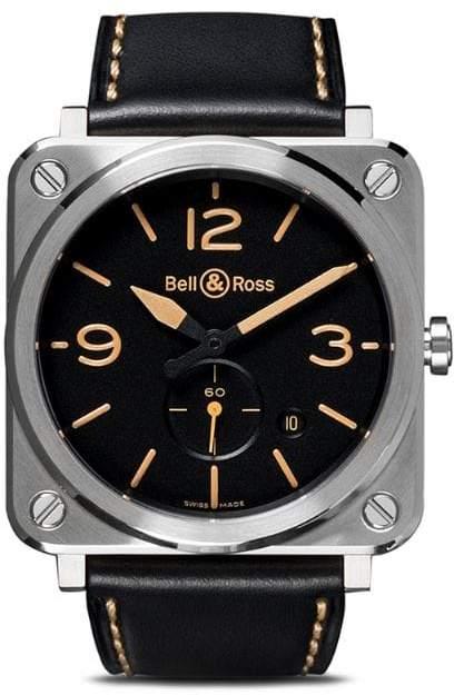 Bell & Ross BR S Steel Heritage 39mm