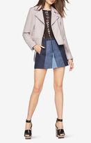 BCBGMAXAZRIA Rowan Leather Jacket