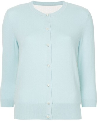 Onefifteen Broderie Anglaise Panel Cardigan