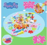 Peppa Pig Great Party Dough Set