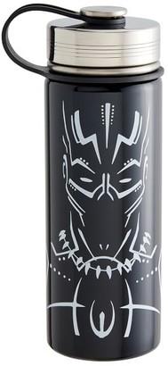 Pottery Barn Teen Black Panther Slim Water Bottle