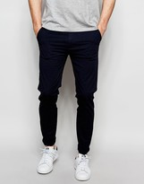 Bellfield Chinos in Skinny Fit