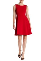 Nine West Solid Sleeveless Dress