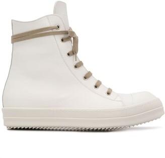 Rick Owens Larry hi-top sneakers