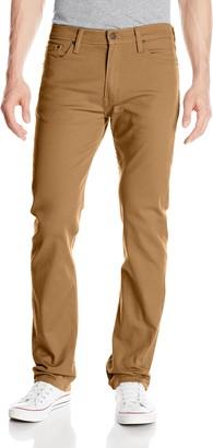 Levi's Men's 513 Stretch Slim Straight Jean