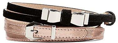 JCPenney Skinny Belt