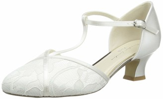Paradox London Pink Women's Artisan Wedding Shoes