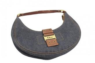 Christian Dior Blue Denim - Jeans Clutch bags