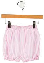 Jacadi Girls' Striped Shorts