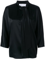 Gianluca Capannolo Judy bow blouse