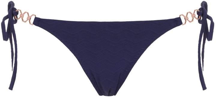 Melissa Odabash Anguilla Zig Zag Bikini Bottoms