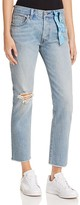 Levi's Chiara Ferragni x 501® Bandana Boyfriend Jeans in Chiara
