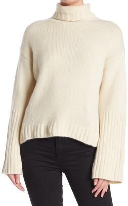 AllSaints Hanbury Cashmere Turtleneck Sweater
