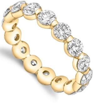 Sirena Diamond Eternity Band (3 1/4 ct. t.w.) 14k White or Yellow Gold