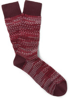 Missoni Cotton-Blend Socks