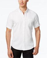 Ezekiel Men's Short-Sleeve White Shirt