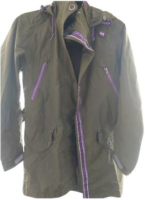 Helly Hansen Green Jacket for Women
