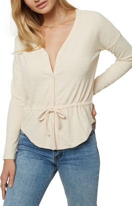 O'Neill Lydia Long Sleeve Knit Top