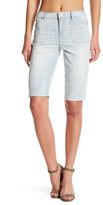 Nine West Jeans Hallie Patch Pocket Bermuda Short