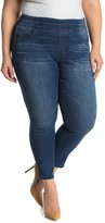 Democracy AB Tech Glider Pull-On Skinny Jeans (Plus Size)