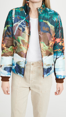 Mother The Last Resort Puffer Jacket