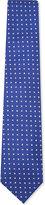 Corneliani Moving Squares Silk Tie