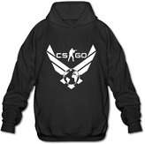 Sune Men's Game CSGO Global Offensive Logo Hoody