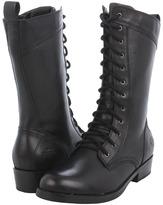 Harley-Davidson Silvia (Black) - Footwear