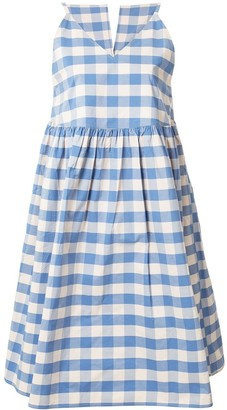 Sofie D'hoore Dumble gingham dress