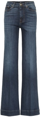 7 For All Mankind Modern Dojo high-rise jeans