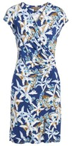 Tommy Bahama Women's Orchid You Not Faux Wrap Dress