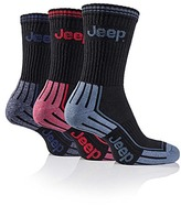 Jeep 3 Pair Mens Sports Socks