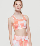Lou & Grey Form Abstract Mesh Streeeetch Bralette