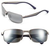 Maui Jim 'Backswing - PolarizedPlus(R)2' 61mm Polarized Sunglasses