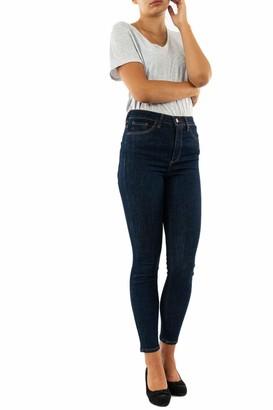 Vero Moda Women's VMSOPHIA HR Skinny Jeans BA3132 VMA