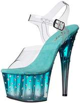 Pleaser USA Women's STDUS708T/C/TL-C Platform dress Sandal