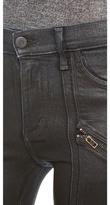 Citizens of Humanity Delvine Highrise Skinny Zip Jeans