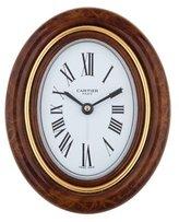 Cartier Oval Desk Clock