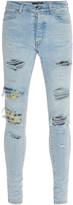 Amiri Tie Dye MX1 Skinny Jeans