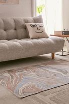 Urban Outfitters Golin Marble Printed Rug