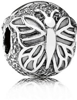 Pandora Clip - Sterling Silver Lacewing Butterfly, Moments Collection