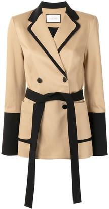 Alexis Baccio belted jacket