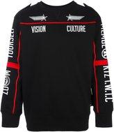Kokon To Zai 'Pilot' sweatshirt